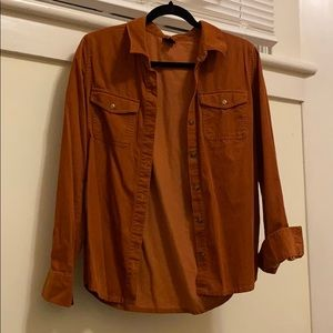 Patagonia W Corduroy button down shirt